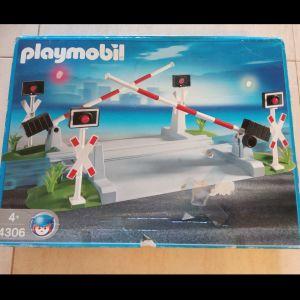 Playmobil 4306 Διάβαση Τρένου