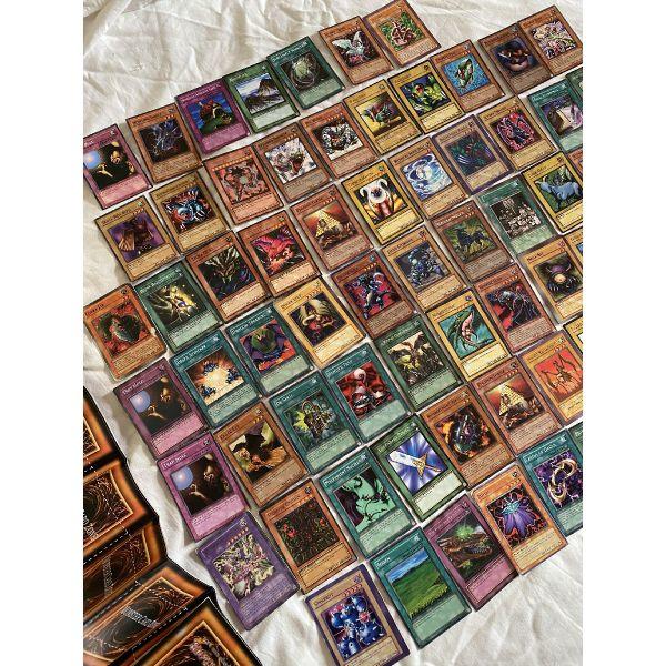 70 afthentikes kartes Yu-gi-oh