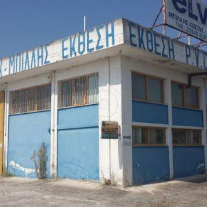 Βιοτεχνικός χώρος 250τ.μ. πρoς ενοικίαση Θεσσαλονίκη » Λαγκαδάς » Περιβολάκι