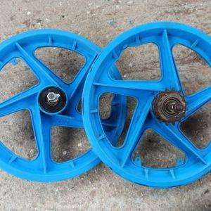 Πλαστικές ζάντες 16αρες ποδηλάτου