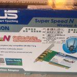 Asus wireless adapter pci