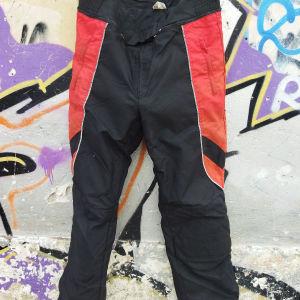 ανδρικό παντελόνι μηχανής cordura