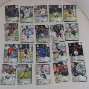 Χαρτάκια Europe's Champions 2005 - 2006
