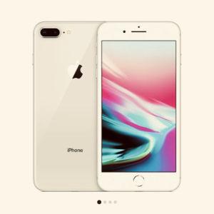 iPhone 8plus 64GB SILVER