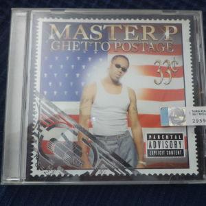 MASTER P – GHETTO POSTAGE CD