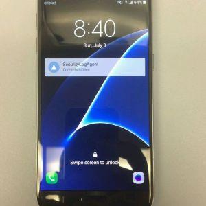 Samsung Galaxy S7 Original (32GB) καινούργια εκθεσιακή συσκευή με 9 Μήνες Εγγύηση.
