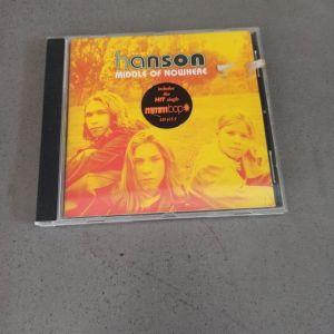 Hanson - Middle of Nowhere [CD Album]