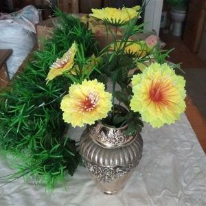 Διακοσμητικά Λουλούδια σε μπουκέτο