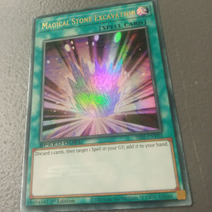 Magical Stone Of Excavation (Ultra Rare)