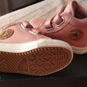 Παπούτσια Converse νούμερο 21 για κορίτσια