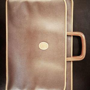 Trussardi briefcase
