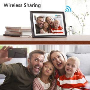 Ψηφιακή κορνίζα Classic 10 FHD Dragon Touch 10-ιντσών Full HD Wi-Fi Cloud Digital Frame Photo