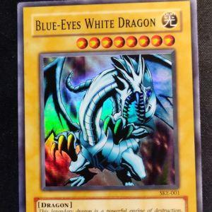 Blue-Eyes White Dragon Super Rare