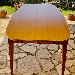 Ξύλινο Τραπέζι κουζίνας ρετρό
