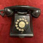 Τηλέφωνο βακελιτη
