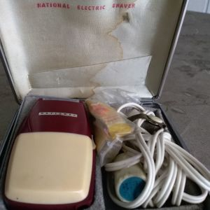 Vintage ξυριστική μηχανή αντίκα