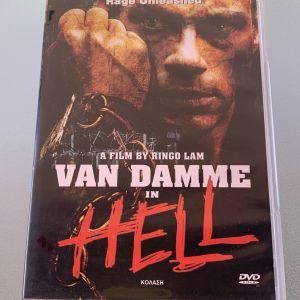 In hell - Jean Claude Van Damme dvd