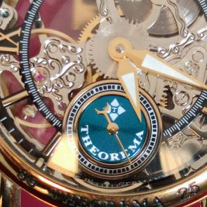 Theorema Casablanca Skeleton Watch 45mm
