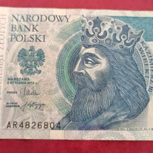 Πολωνία 50 zlotych 2012
