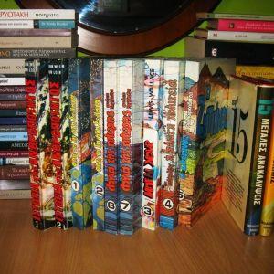 Λογοτεχνικά Βιβλία σε άριστη κατάσταση #1 6€