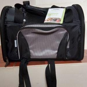 Τσάντα μεταφοράς κατοικίδιων