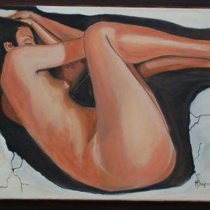 πίνακας ζωγραφικής, ελαιογραφία
