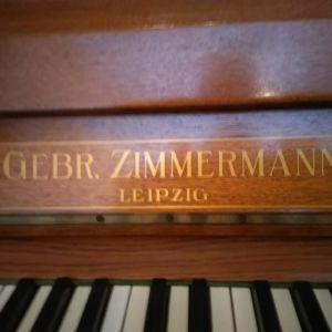 Πιάνο Gebr. Zimmermann