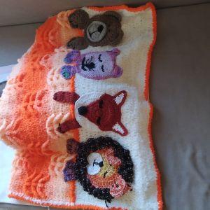 κουβέρτα για καροτσι