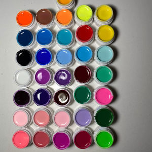 36 Colors Nail Gel Polish UV Gel Nail