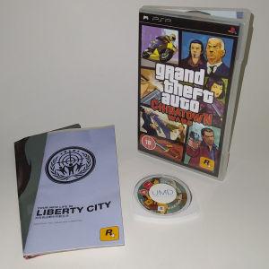 GTA Chinatown Wars PSP EU Version Complete