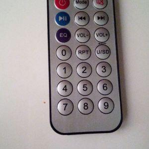 τηλεκοντρόλ για τηλεόραση αυτοκινητου universal