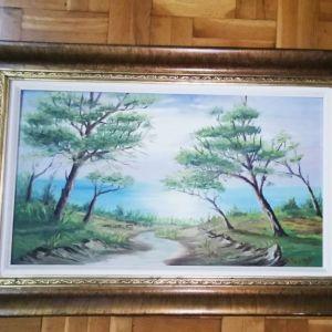 Πίνακας ελαιογραφίας