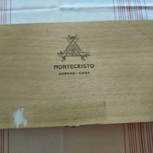 Ξύλινο κουτί πούρων