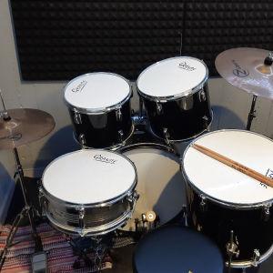 Drums Set Granite