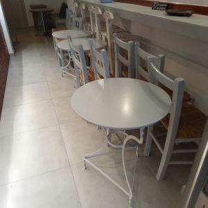 Τραπεζάκια καφενείου & καρέκλες