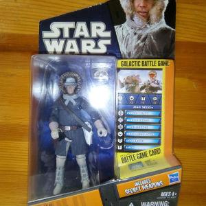 Star Wars Saga Legends Han Solo