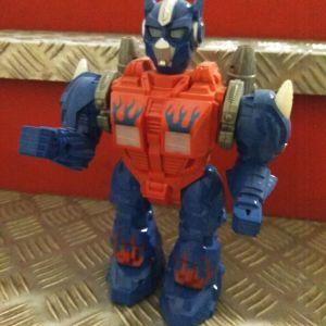 ARMORED KING ROBOT