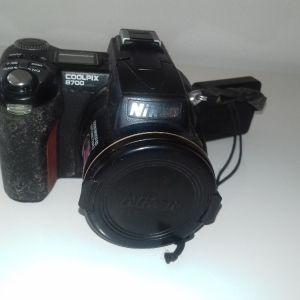 Φωτογραφική  μηχανή  Nikon  COOLPIX  8700