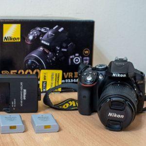 Nikon 5300 Kit AF-P 18-55mm VR
