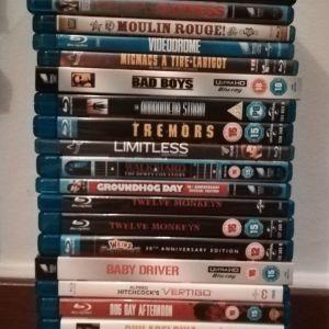 Συλλογή Blu-ray