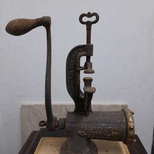 χειροκινητο μηχανημα αντικα για κιμα
