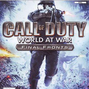 CALL OF DUTY WORLD AT WAR - PS2