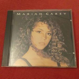 CD MARIAH CAREY - S/T ALBUM 1990