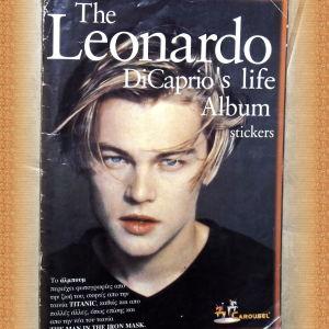 Άλμπουμ αυτοκόλλητων, Leonardo DiCaprio