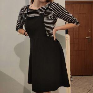 μάυρο φόρεμα