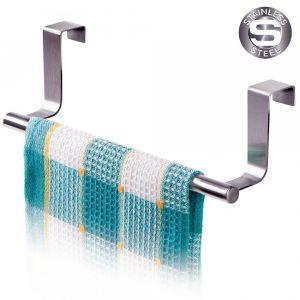Tatkraft Κρεμάστρα - ράγα ντουλαπιού για πετσέτες κουζίνας T20115
