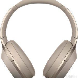 Ασύρματα Ακουστικά Over Ear Sony WH-1000XM2 (Gold)