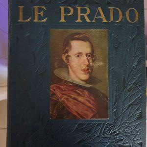 Le Prado δερματόδετη έκδοση 1914