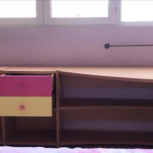 Γραφείο Παιδικού Δωματίου NEOSET