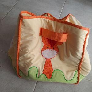 Τσάντα βρεφικών παιχνιδιών